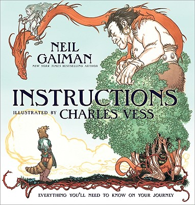 Instructions By Gaiman, Neil/ Vess, Charles (ILT)