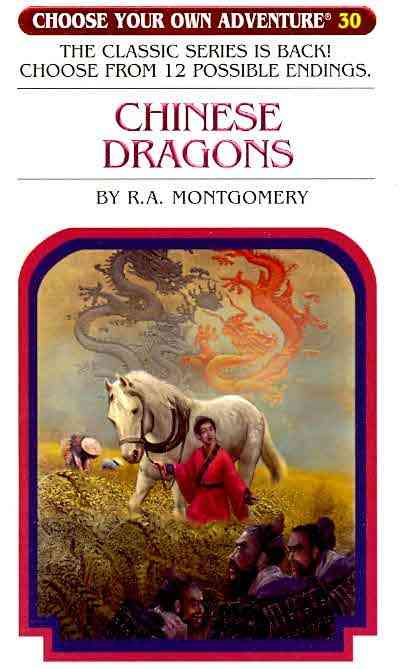 Chinese Dragons By Montgomery, R. A.